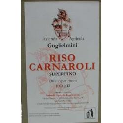 Riso Carnaroli Superfino - Azienda Agricola Guglielmini Giuseppe