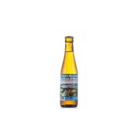 Cuvée des Lacs de l' Eau d' Heure - Brasserie de Silenrieux - SENZA GLUTINE