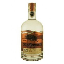 Blackwood's Vintage Dry Gin 2012 60% Superior - LIMITED EDITION