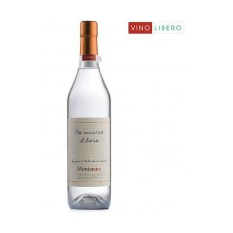 Grappa da Vinacce di Nebbiolo da Barolo - Distilleria Montanaro