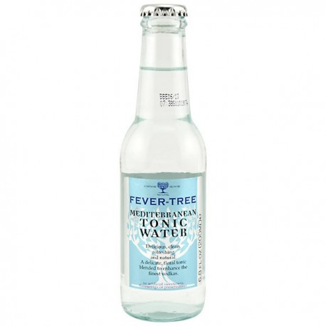Mediterranean Tonic Water - Fever Tree