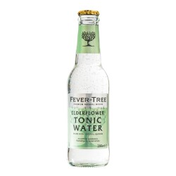 Elderflower Tonic Water - Fever Tree