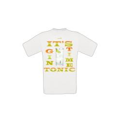 T-shirt It's Gin Tonic Time