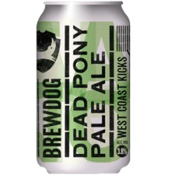 Dead Pony Club Lattina - Brewdog