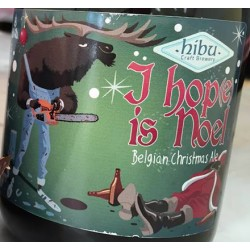 I Hop(e) is Noel - Hibu Brewery