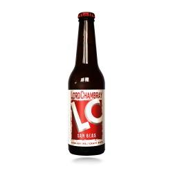 San Blas English IPA - Lord Chambray Brewery