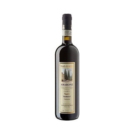 """""""Rabieto"""" Amarone Classico D.O.C. - Salgari Società Agricola"""