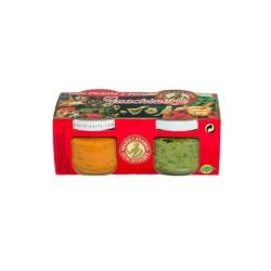 Confezione Mojo Rojo Piccante - Mojo Rojo Prezzemolo - Guachinerfe