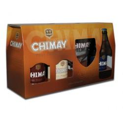 Confezione regalo Chimay Trilogie