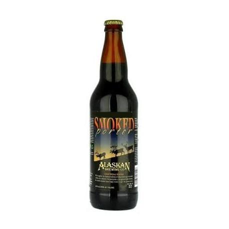Alaskan Smoked Porter 2013 - Alaskan Brewing Company