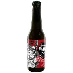 AbbaziALE (Belgian Amber Ale) - Birrificio della Granda 33cl