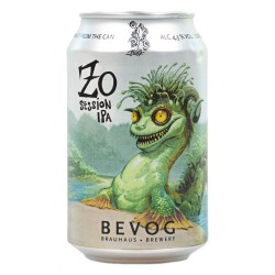 Zo Session IPA - Bevog Craft Beer
