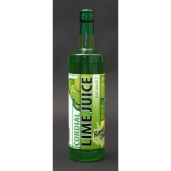 Cordial Lime Juice (Succo di Lime) - Royal Drink