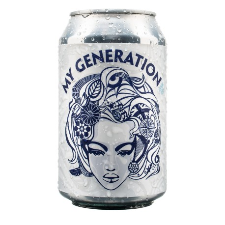My Generation - Black Sheep Brewery LATTINA