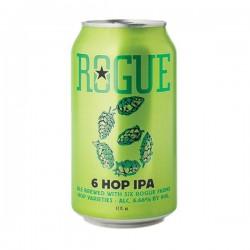 Rogue 6 Hop IPA lattina 35,5cl
