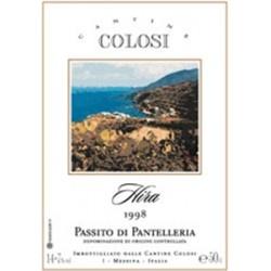 """Passito di Sicilia """"Hira"""" - Cantine Colosi"""