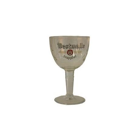Westmalle bicchiere