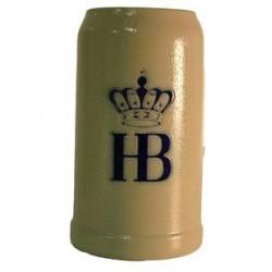 HB boccale ceramica 1 litro