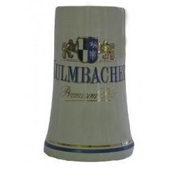 Kulmbacher boccale ceramica 1 litro
