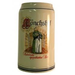 Monchshof boccale ceramica 5 litri
