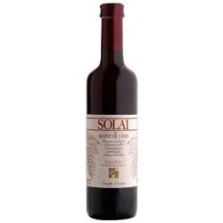 Aceto di vino invecchiato in botti di rovere - Solai