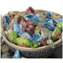 Amaretti morbidi con il fondo di Cioccolato extra fondente - Antica Dulcinea