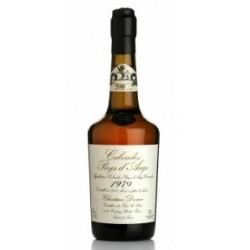 Calvados du Pays d' Auge millesimè 1979 - Christian Drouin