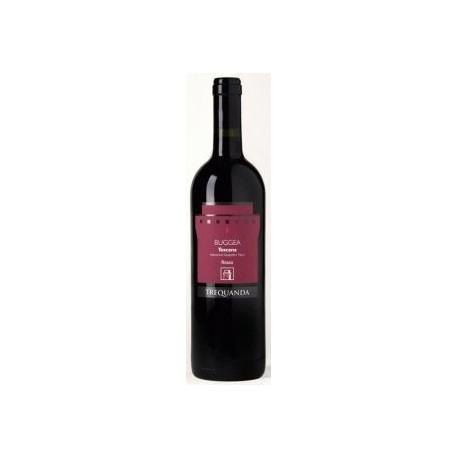 """""""Buggea"""" Rosso di Toscana IGT – Az. Agr. Trequanda"""