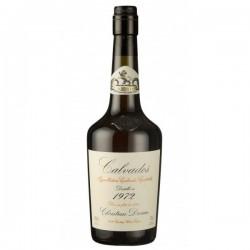 Calvados du Pays d' Auge millesimè 1972 - Christian Drouin