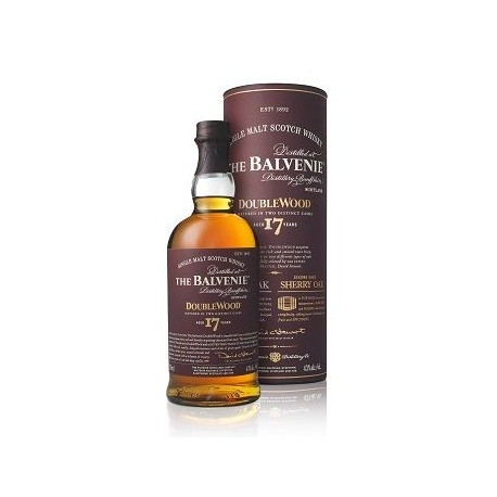 The Balvenie 17 Years Doublewood