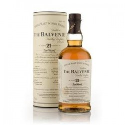 The Balvenie 21 years Portwood