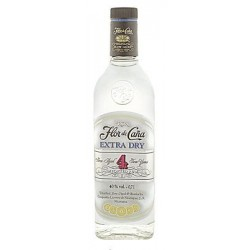 Ron Extra Dry 4 Years Slow Aged - Flor De Cana