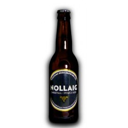 Nollaig Christmas Spruce Beer - Williams Bros Brewing Co.