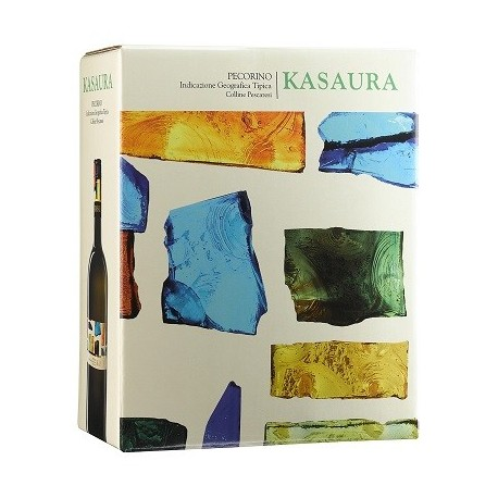 "Bag in Box ""Kasaura"" Pecorino IGT 3 Litri - Zaccagnini"