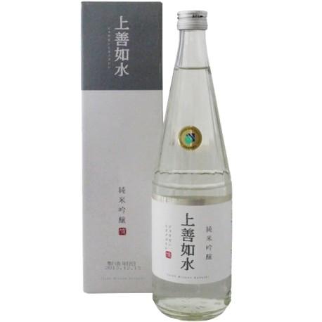 Jozen Mizunogotoshi Junmai-Ginjo - Shirataki Sake Brewery
