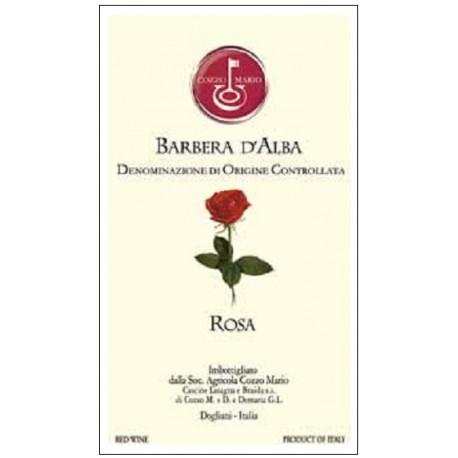 """""""Rosa"""" Barbera d' Alba DOC - Azienda Agricola Cozzo Mario"""
