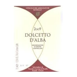 Dolcetto d' Alba DOC - Viticoltori Associati di Rodello 37,5cl