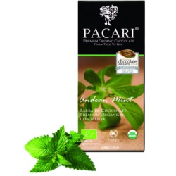 Pacari PREMIUM Mint Chocolate 70%