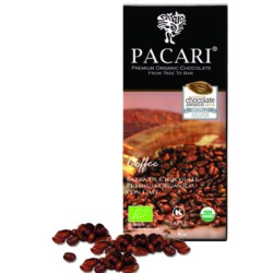 Pacari PREMIUM Coffee Chocolate