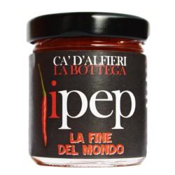 Salsa La Fine Del Mondo - Azienda Agricola Ca' d' Alfieri