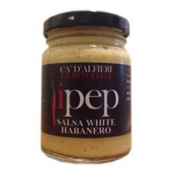 Salsa White Habanero - Azienda Agricola Ca' d'Alfieri