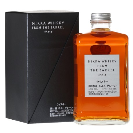 From The Barrel - Nikka Whisky