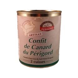 Confit de Canard du Périgord 2 Cuisses - Conserverie du Manoire