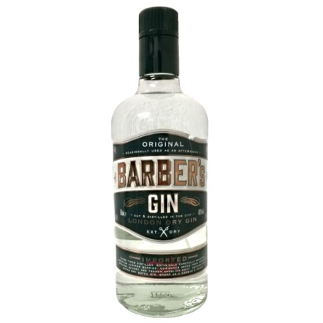 Barber's London Dry Gin - Thames Distillers