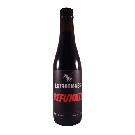 Extraomnes Defunkt!!! - Champion's Breakfast Milk Stout