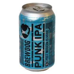 Punk IPA Lattina - Brewdog