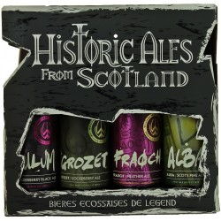 Historic Ales From Scotland - Gift Pack