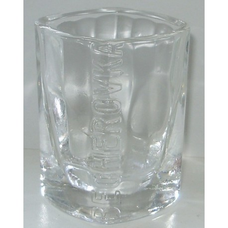 Bicchiere Originale Becherovka Shot Glass 5cl