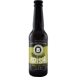 The Full Irish Single Malt IPA - Eight Degrees Brewing