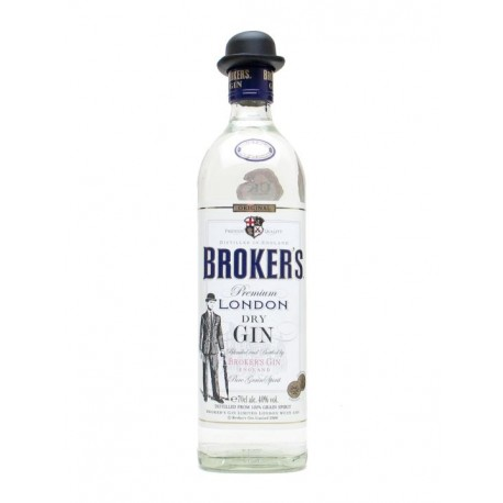 Broker's Premium London Dry Gin 40%
